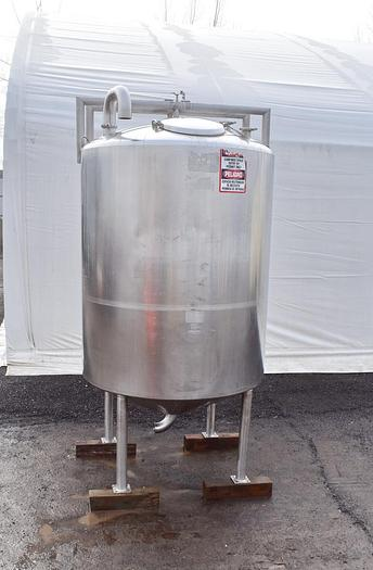Used USED 1000 GALLON TANK, STAINLESS STEEL, INSULATED