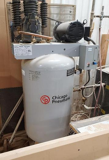Used Chicago Pneumatic RCP338VS Air Compressor