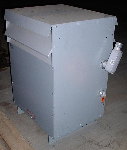 75 kVA Hammond Power Solutions Model NMK075KD Transformer