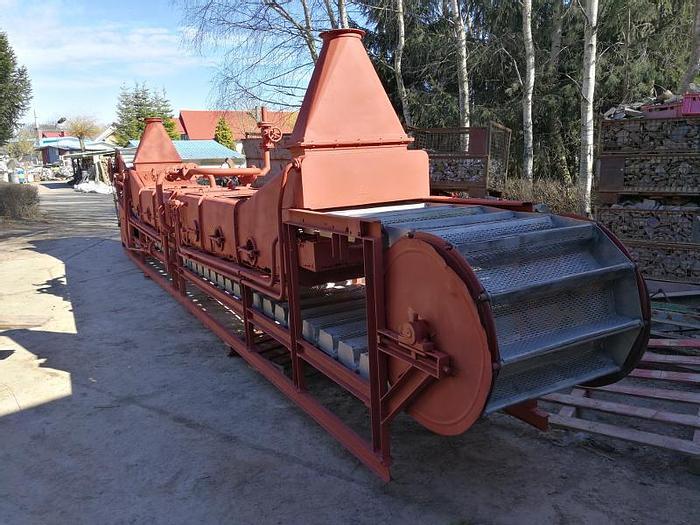 Used Blanszownik kubełkowy ze schładzalnikiem wodnym produkcji niemieckiej
