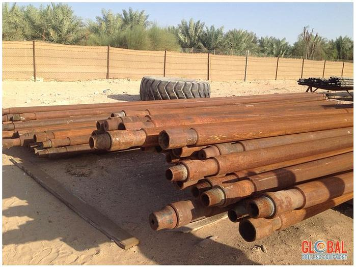 Used RD20 Drill Pipes