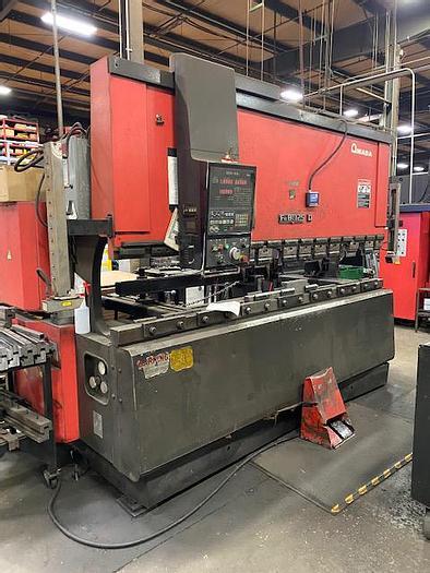 Used 1991 138 Ton Amada FBD-1253 CNC Press Brake