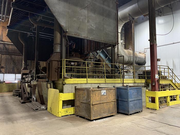 2001 INDUCTOTHERM  DUAL 20 TON MELT SYSTEM