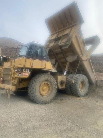 Used 2006 CATERPILLAR 775E