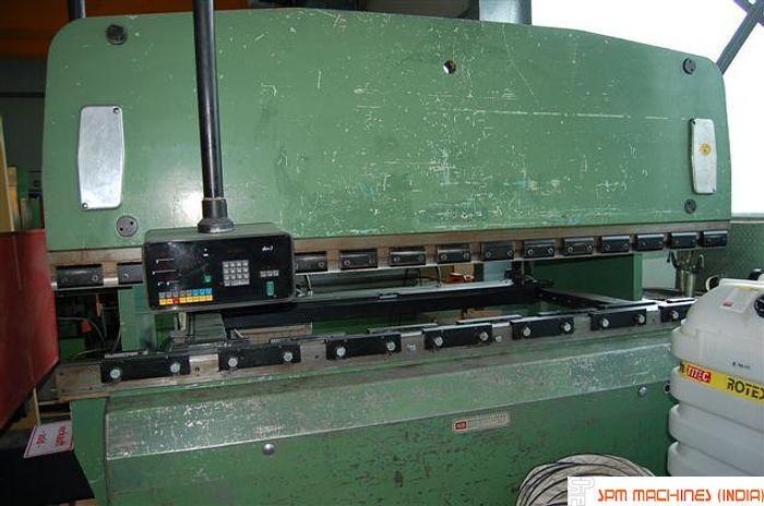 Used Amada Promecam RG190 Press Brake NC