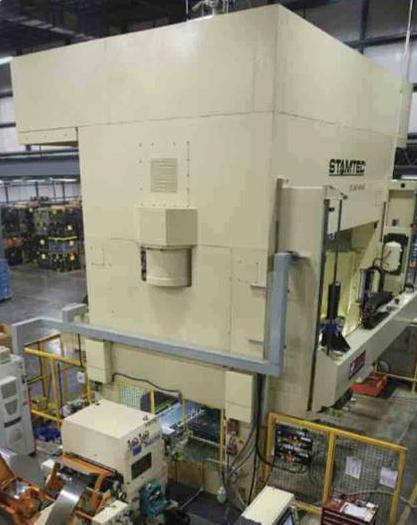 Used 660 ton Stamtec Transfer Press