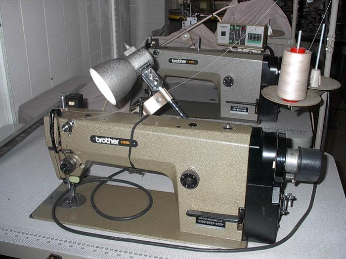 Gebraucht Schnellnäher BROTHER  Kl. DB2-B705-103 1.0