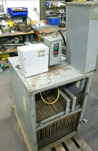 Used 3 HP Torit Dust Collector with bags tested and in running condition!
