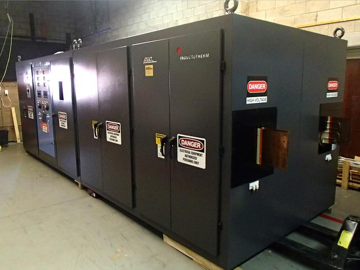 2013 INDUCTOTHERM VIP DUAL  TRAK 3500 Kw