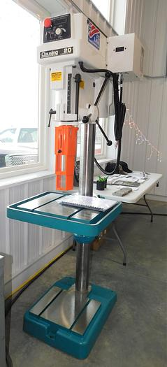 """#10202: NEW Clausing 20"""" Single Spindle Drill Press"""