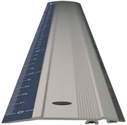 Maped 40cm Linea Stainless Steel Measuring & Cutting Ruler