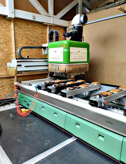 Used Biesse Rover 30 - CNC Machining center - 1998