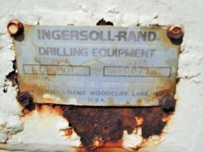 1990 INGERSOLL-RAND R10071