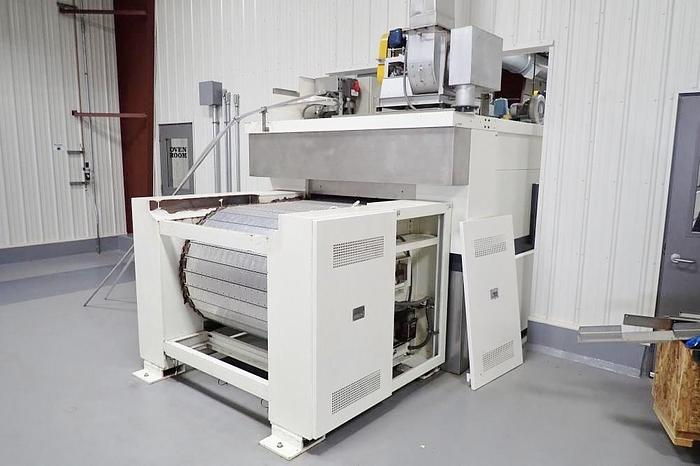 Used Dong Yang Food Machinery 3 Zone Hybrid Oven