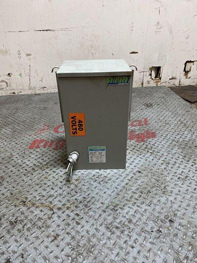 Used Preowned He I-Duty HS5F10AS 1PH 10 KVA General Purpose Transformer Warranty!