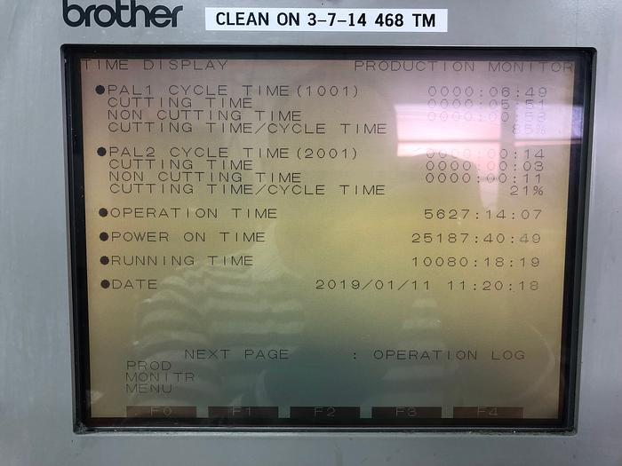 1999 Brother TC-31A