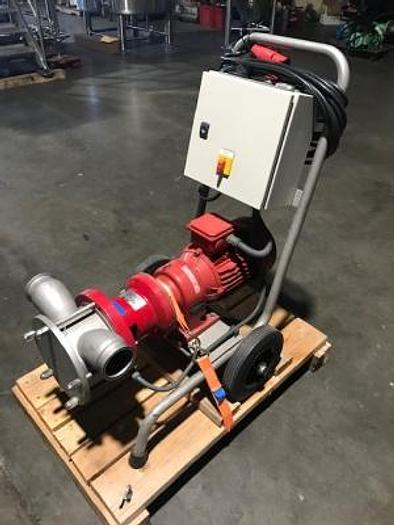 Inoxpa Flexible Impeller pump