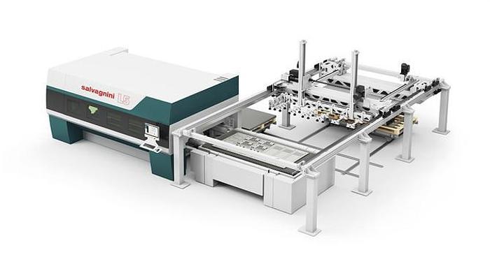 Sheet Fiber laser