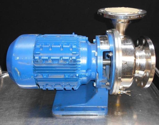 Used V15005D - Sanitary Pump HILGE HYGIA BLOC-G-II/10F