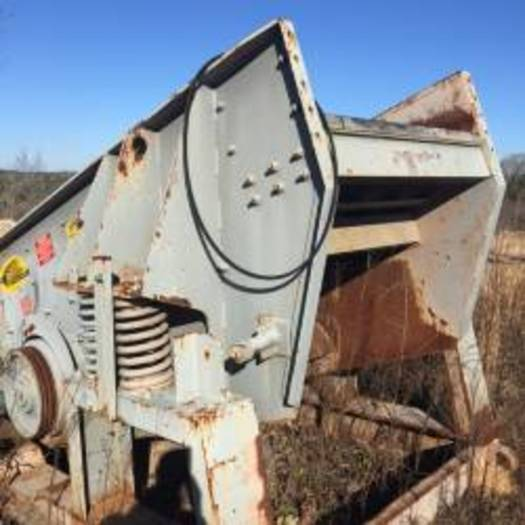 Cedar Rapids 42 X 12 Vibrating Feeder