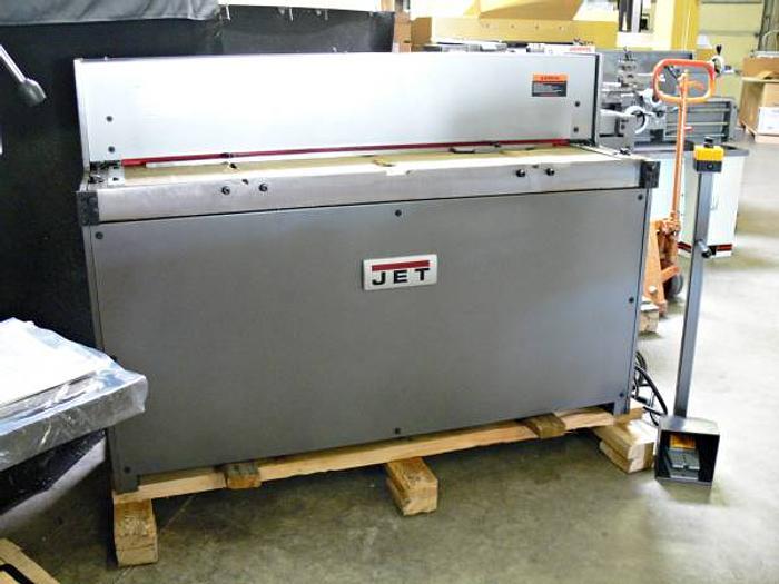 """JET 52"""" x 14 Gauge Hydraulic Shear ~ Model: HS-1452-1T"""