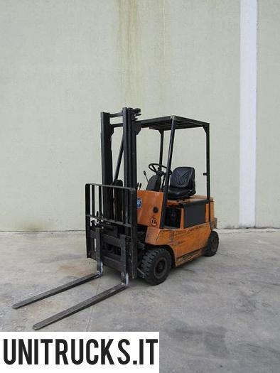 Usata 1987 STILL R 60-16