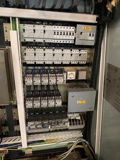 Alesatrice cnc TOS WH 10 CNC