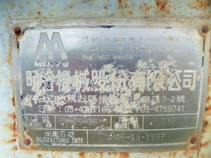 1992 MINYU MCSH36