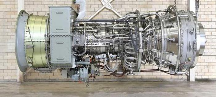 Used 42.8 MW Used GE LM6000PD Natural Gas Generator