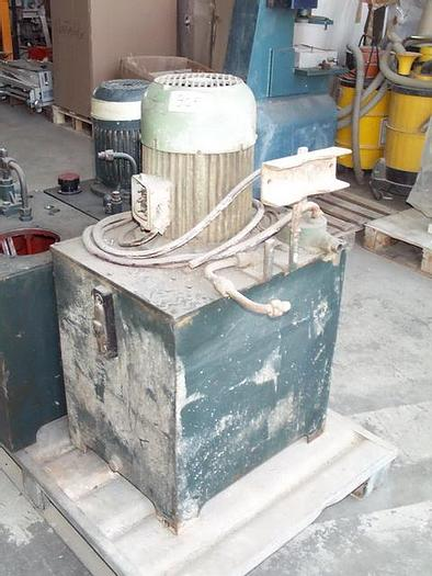 Used HYDRAULIC OIL POWER PACK