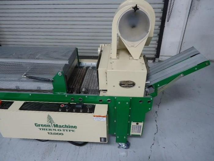 Used Therm-O-Type Green Machine 13000 Thermographer