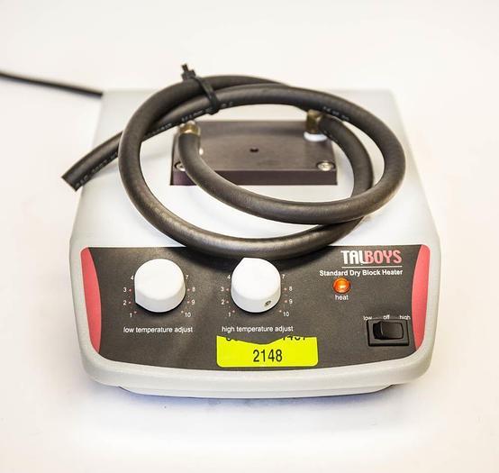 Used Talboys 949510 Single Dry Block Heater (2148A) 94719309219