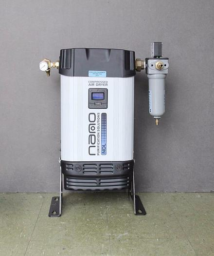 Used Nano Purification Solutions Desiccant NDL-060 Compressed Air Dryer (4022)