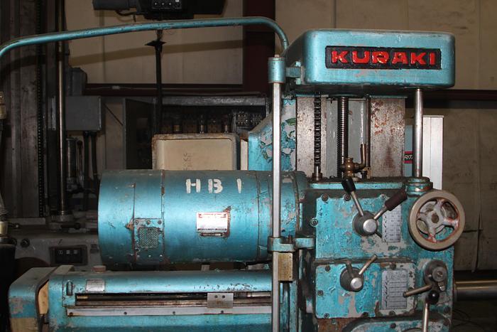 """1967 Kuraki 3"""" HBM"""