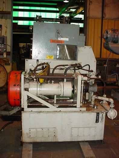 RESENER MODEL I/O 3 HEAVY DUTY HYDRAULIC TUBE END FORMER & SIZER