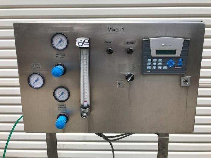 OAKES TYPE AERATOR MIXER Mixers General