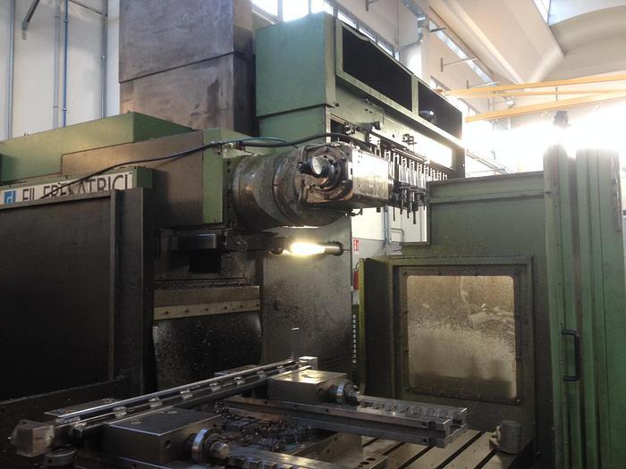 FRESATRICE A MONTANTE MOBILE FIL FSM 300 CNC