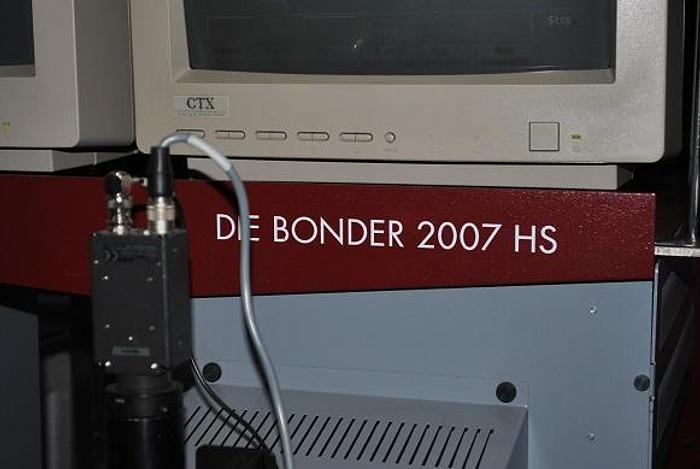 Used ESEC 2007 HS D140 E8