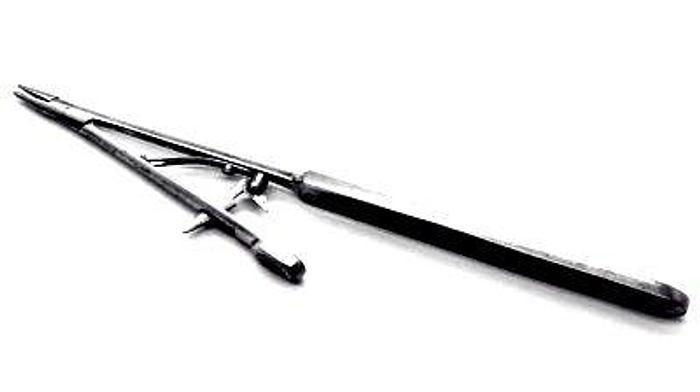 Holder Suture Needle Silcock Stevens 140mm (5-1/2in)