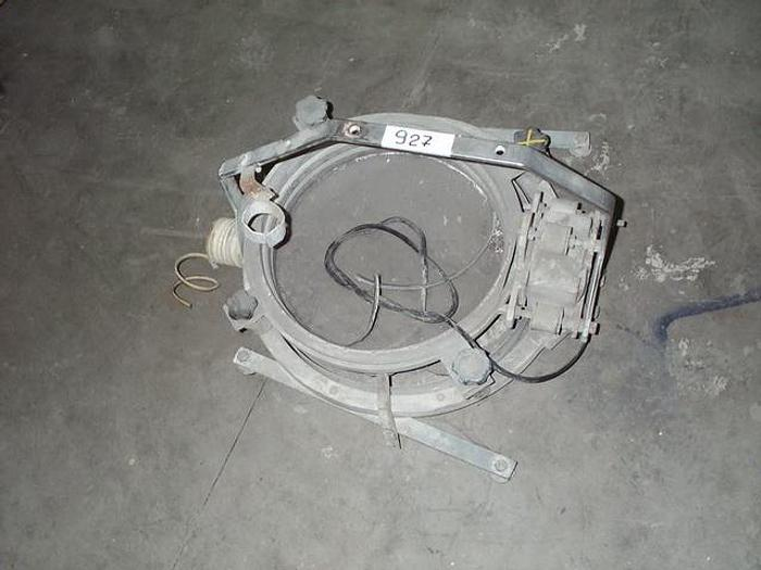 Used SUSPENDED VIBRATING SIEVE