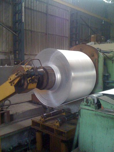 1350mm Twin-Roll Aluminum Continuous Strip Caster: MC-410