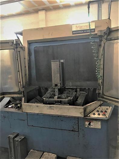 Used 1990 Mazak H500/50