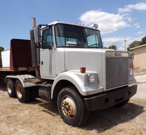 Used 1986 VOLVO WHITE 3100