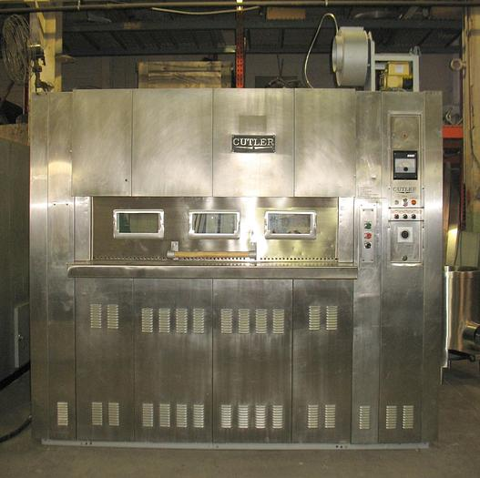 Refurbished Cutler Model PNL 5 shelf/15 pan bagel