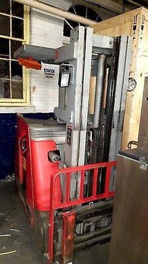 Used Dockstocker 1997 DSS 300TT Lift Truck Fork Lift LOW HRS Pristine!