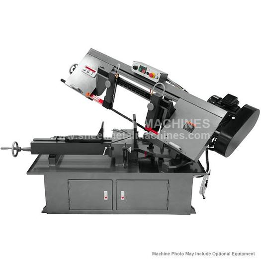 JET MBS-1018-1 Horizontal Dual Mitering Bandsaw 413411