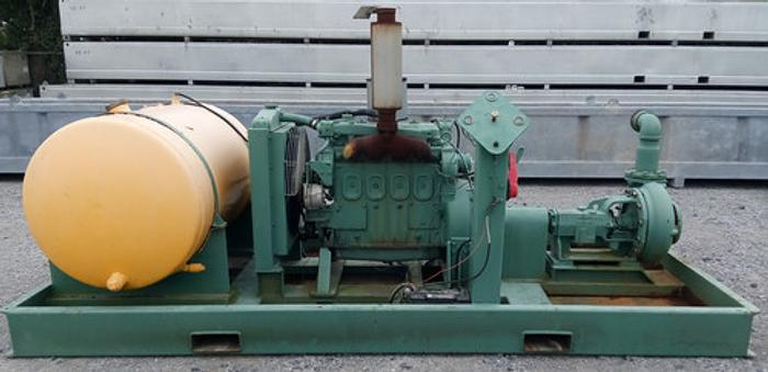 Detroit Driven Centrifugal Pump (Mission)