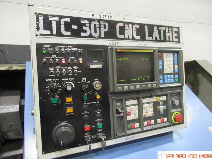Leadwell LTC-30CPL CNC Turning - 1995