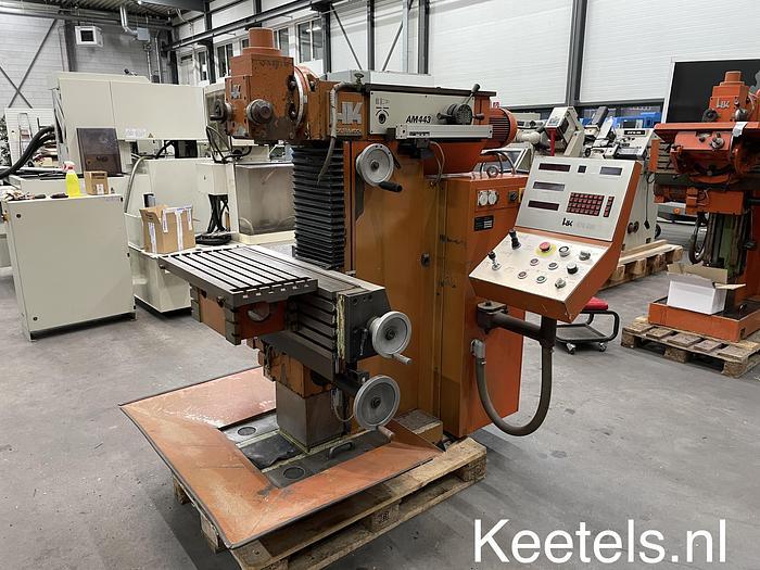Used Heckler en Koch AM-433 (Defect)