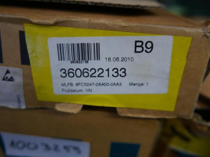 SIEMENS SINUMERIK 840D NCU-BOX 13A